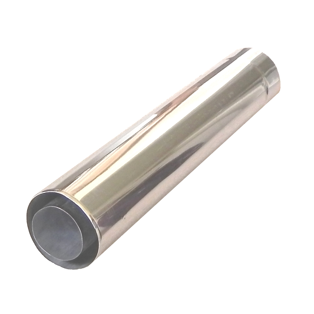Steel Water Pipes : M stainless steel direct vent pipe extension aquah store